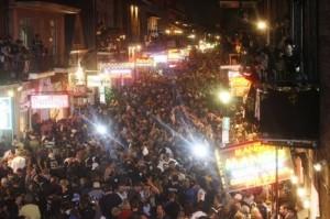 Bourbon Cam New Orleans